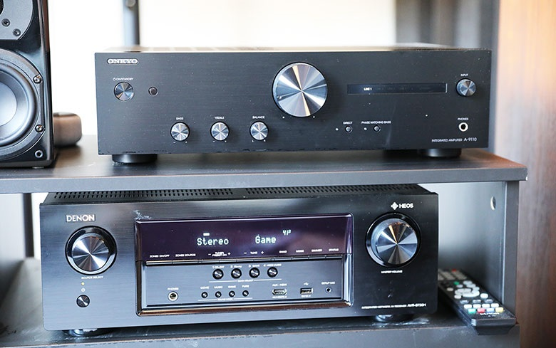 AV receiver will be the focal point of the audiovisual system