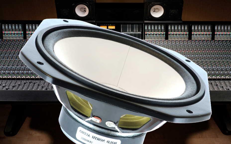speaker work